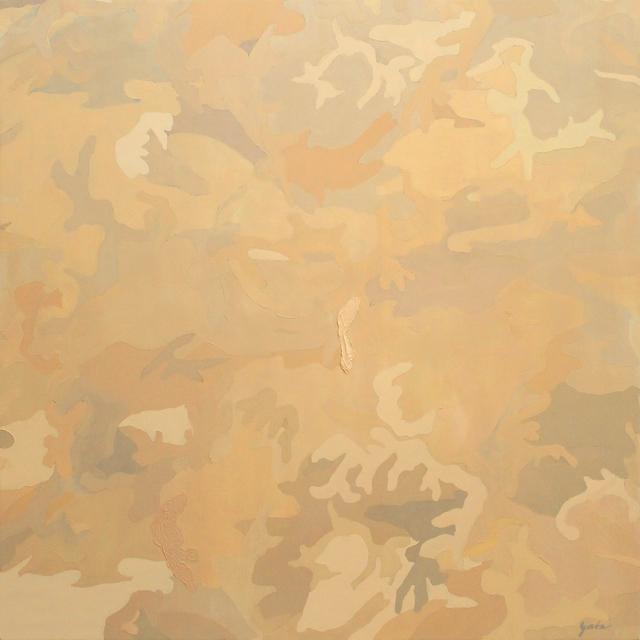 , 'Antiterrorism (Desert Body),' 2016, Mind Set Art Center