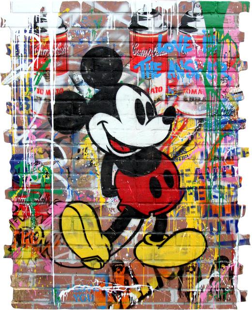 , 'Mickey,' 2016, Kapopoulos Fine Arts