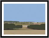 Julian Opie, 'View from my bedroom window', 2007, Hakgojae Gallery