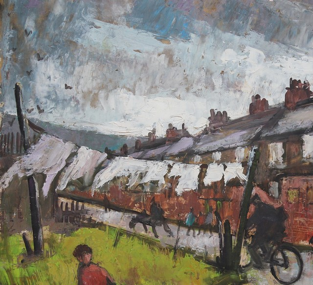 , 'Washing line,' , Castlegate House Gallery