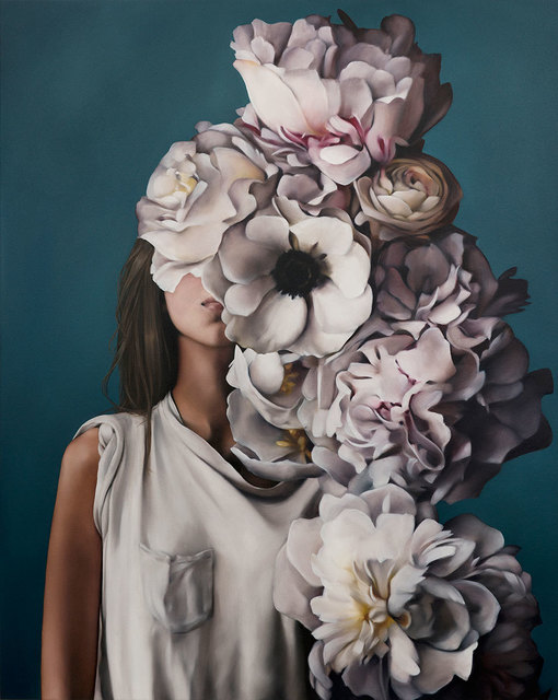 , 'Floral Fortitude ,' 2018, Hicks Gallery
