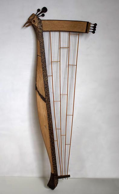 , 'Pheasant Harp,' 2018, Tayloe Piggott Gallery