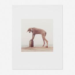 William Wegman, 'Foot Stool,' 2000, Wright: Prints + Multiples (January 2017)