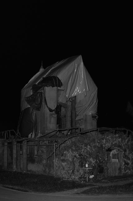 , 'Chapel,' 2013, tegenboschvanvreden