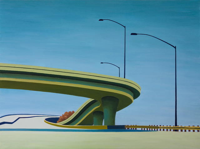 , 'Curve,' 2011, LAUNCH LA