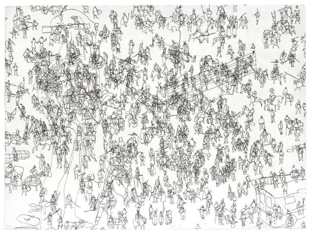 Pierre Durette, 'Babel 17', 2010, Atelier-Galerie A.Piroir