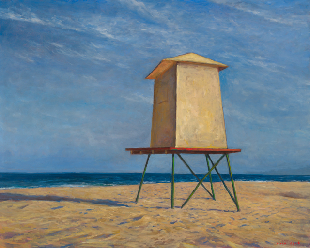 , 'Morning on the Sand,' 2016, Sue Greenwood Fine Art