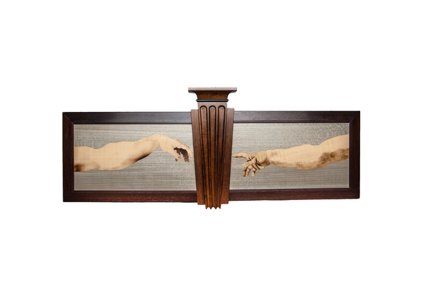 , 'Keystone Cabinet,' 2017, Linda Matney Gallery