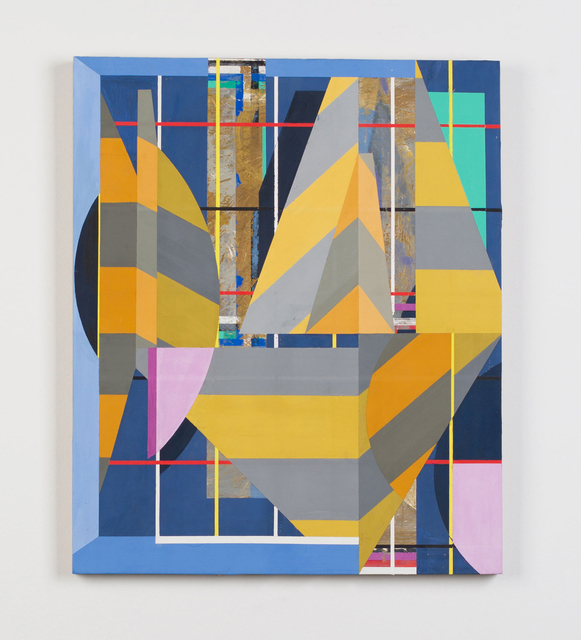 , 'Hupp,' 2017, Rachel Uffner Gallery