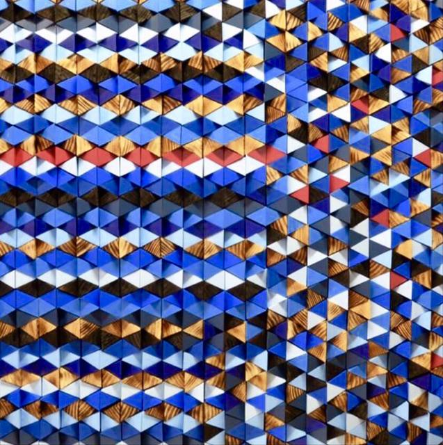 Luis W. Guajardo, 'Blue', 2019, BOCCARA ART