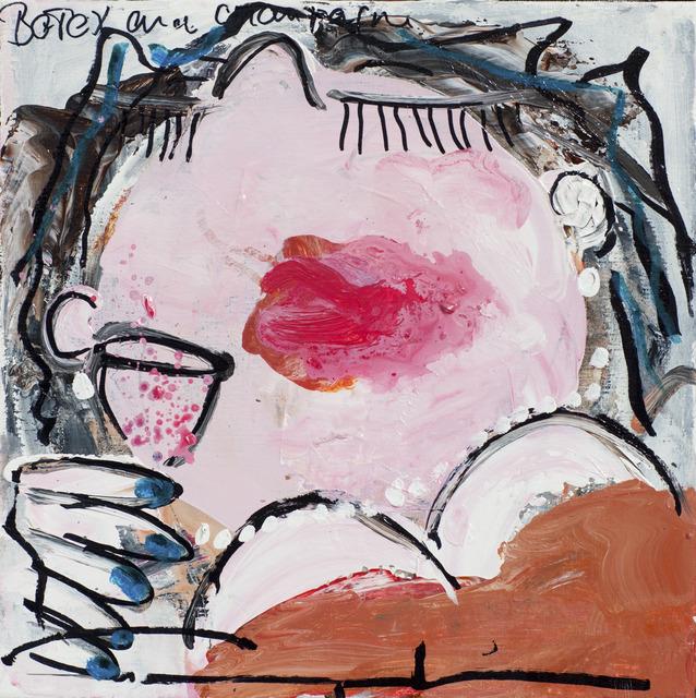Gerdine Duijsens, 'Botox and Champagne #4,' 2012, Artspace Warehouse