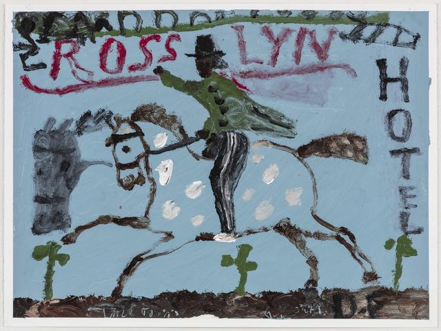 , 'Study For Rosslyn ,' 2016, V1 Gallery