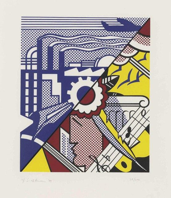 Roy Lichtenstein, 'Industry and the Arts II', 1969, Christie's