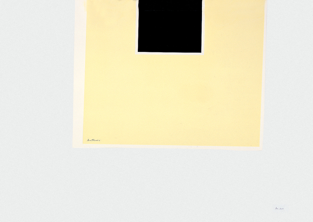 , 'London Series II: Untitled (Yellow/Black),' 1971, Marlborough Gallery