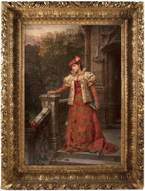 , 'l'Automne,' ca. 1885, Anthony's Fine Art