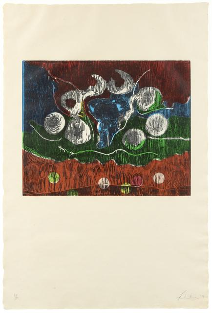 Helen Frankenthaler, 'Grove', 1991, Hindman
