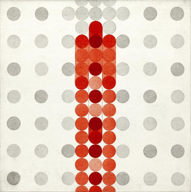 Carlo Nangeroni, 'Seriale elementi scorrevoli', 1969, ABC-ARTE