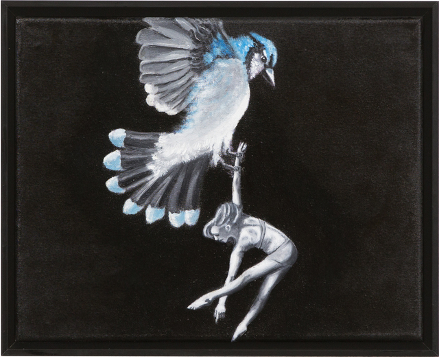 , 'Lady/Bird 1,' 2018, BBA Gallery