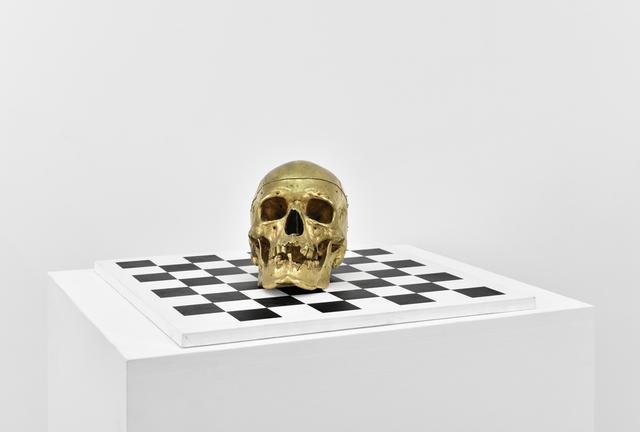 , 'Interrogatoire du jeu de l'échec et de la mort,' 1993, Galerie Christophe Gaillard