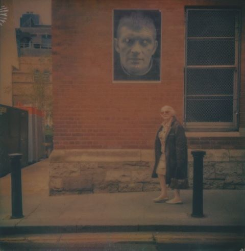 , 'Observers - Contemporary, Conceptual, Polaroid, 21st Century, Berlin, City,' 2015, Instantdreams