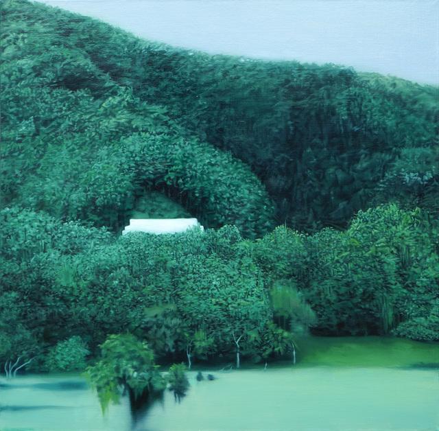 , 'Green Home,' 2018, ART MORA