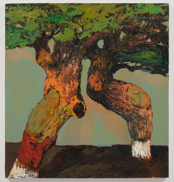 Niyaz Najafov, 'Les Arbres - Untitled', 2016, Gazelli Art House