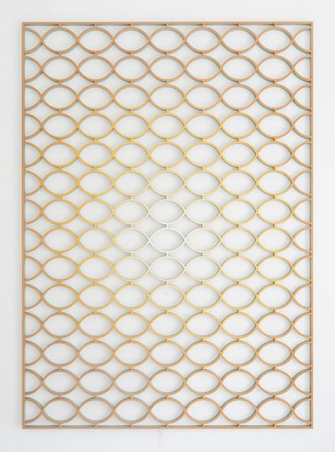 , 'Thirty-Nine,' 2017, La Patinoire Royale / Galerie Valerie Bach