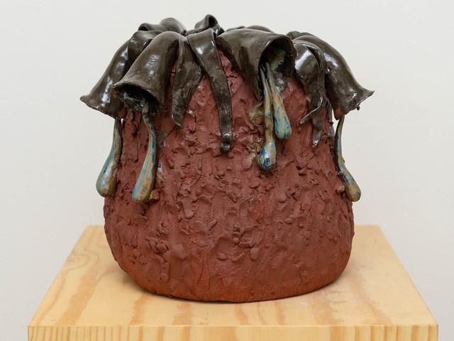 Anders Brinch, 'Shark Tank', 2019, Sculpture, Glazed stoneware, Hans Alf Gallery