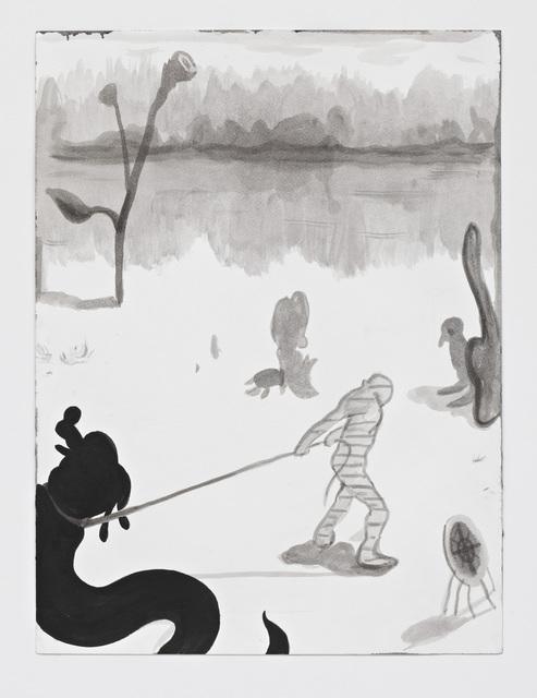 , 'Hobby 2,' 2012, Hamish Morrison Galerie