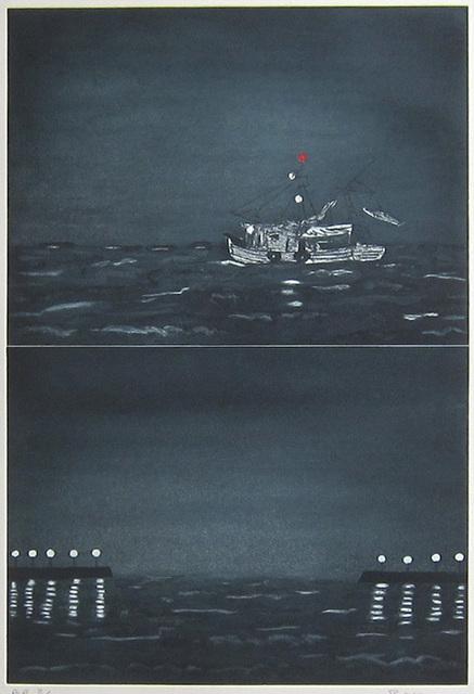 Richard Bosman, 'Homeward bound', 1990, Albert Merola Gallery