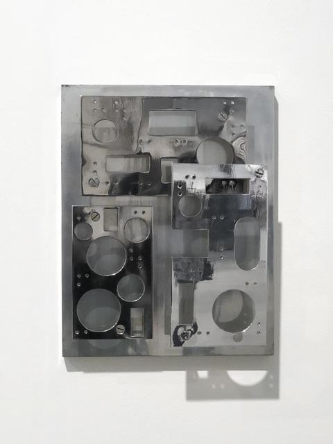 , 'Relief Seriel 6,' 1963, Galería RGR