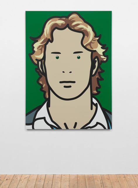 , 'Jenson, racing driver,' 2004/2013, Galerie Bob van Orsouw