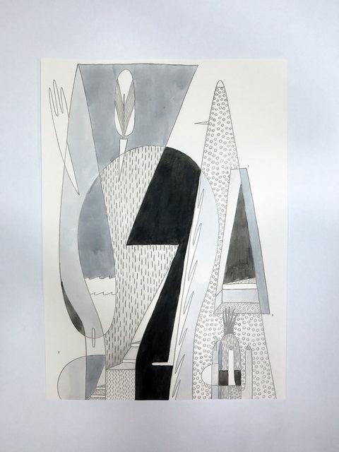 , 'S.T. 01,' , sc gallery