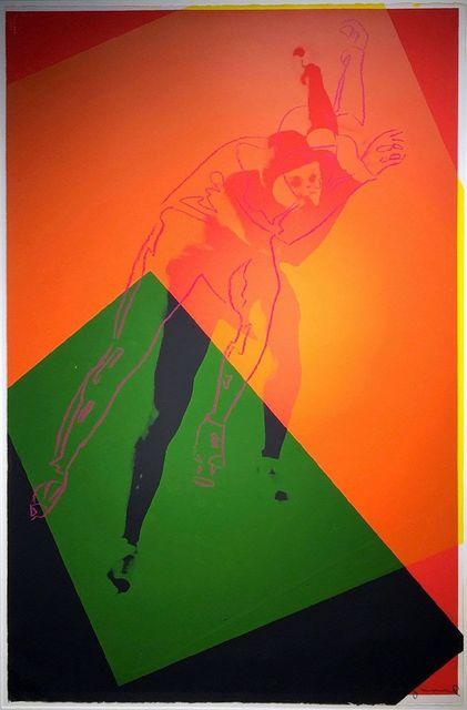 Andy Warhol, 'Speed Skater (FS II.303)', 1983, Gormleys Fine Art