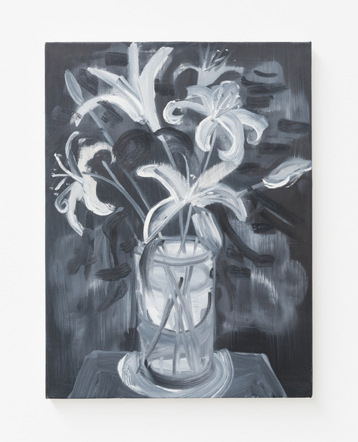 , 'Flowers, Tiger Lilies #1 (Jan 3, 2010) ,' 2010, Shane Campbell Gallery