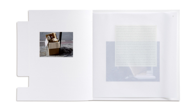 Rachel Whiteread, 'What Man is Really Like', 2010, Zucker Art Books