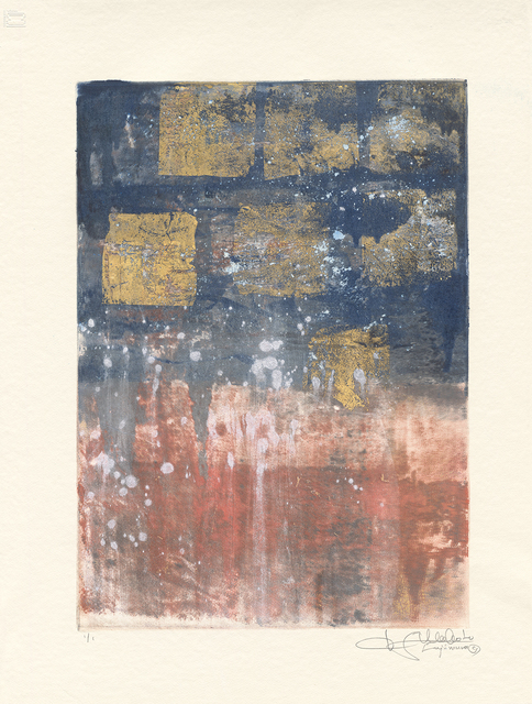 , 'Van Nuys Monotype Series No. 1 凡奈斯絹印單刷系列 ,' 2017, Artrue Gallery