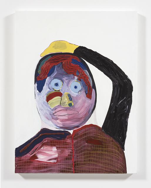 , 'Mirror Contemplation,' 2019, Steve Turner