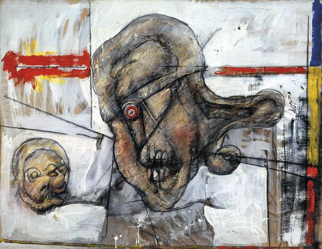, 'La Marseillaise,' 1973, Pinakotheke