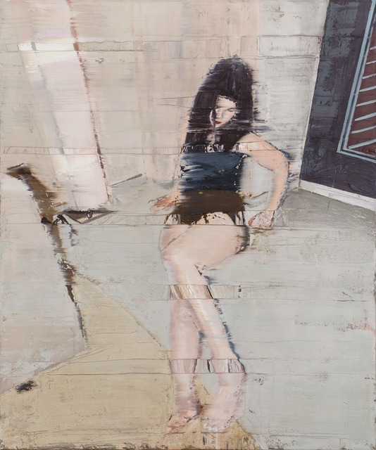 , 'Flash Girl,' 2016, Opera Gallery