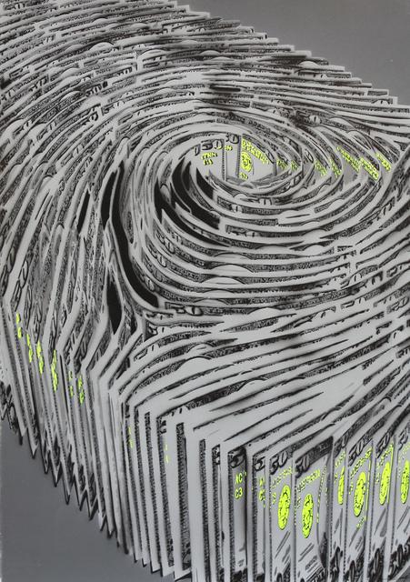 Kurar, 'Human finger print I', 2018, GCA Gallery