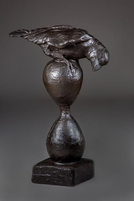 Giuseppe Palumbo, 'Raven of Time (Concrete) op/ed', 2019, Sculpture, Concrete, ÆRENA Galleries and Gardens