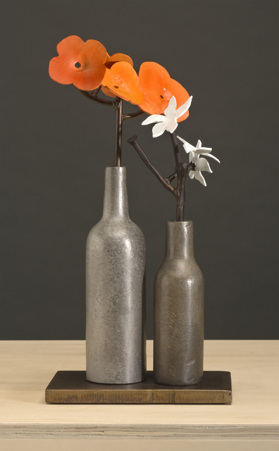 David Kimball Anderson, 'Poppies and Columbine', 2011, Bellas Artes Gallery