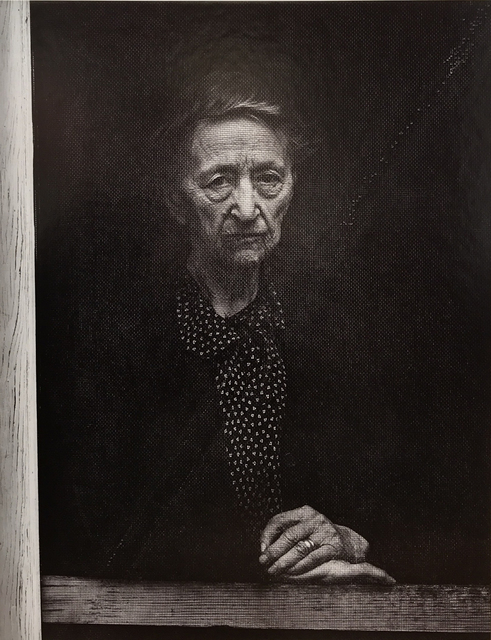 Ansel Adams, 'Woman Behind Screen Door, Independence, CA', 1944, Photography West Gallery