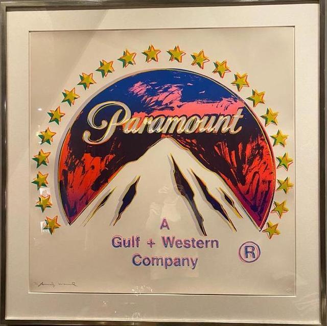 Andy Warhol, 'Ads Portfolio: Paramount', 1985, Print, From the portfolio of ten screenprints on Lenox Museum Board, Coskun Fine Art