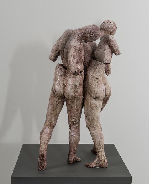 , 'Three Persons,' 2016, Galerie Kornfeld