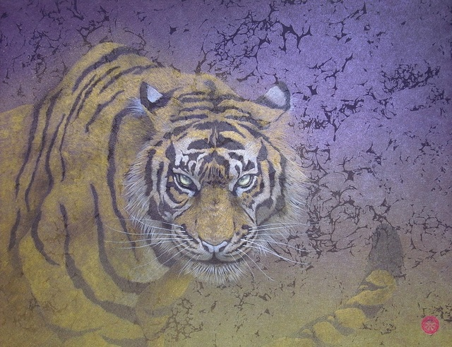, 'Ferocious Tiger,' 2017, SEIZAN Gallery