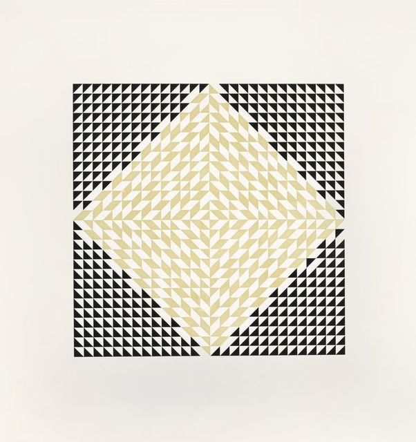 , 'Second Movement V,' 1978, Goya Contemporary/Goya-Girl Press