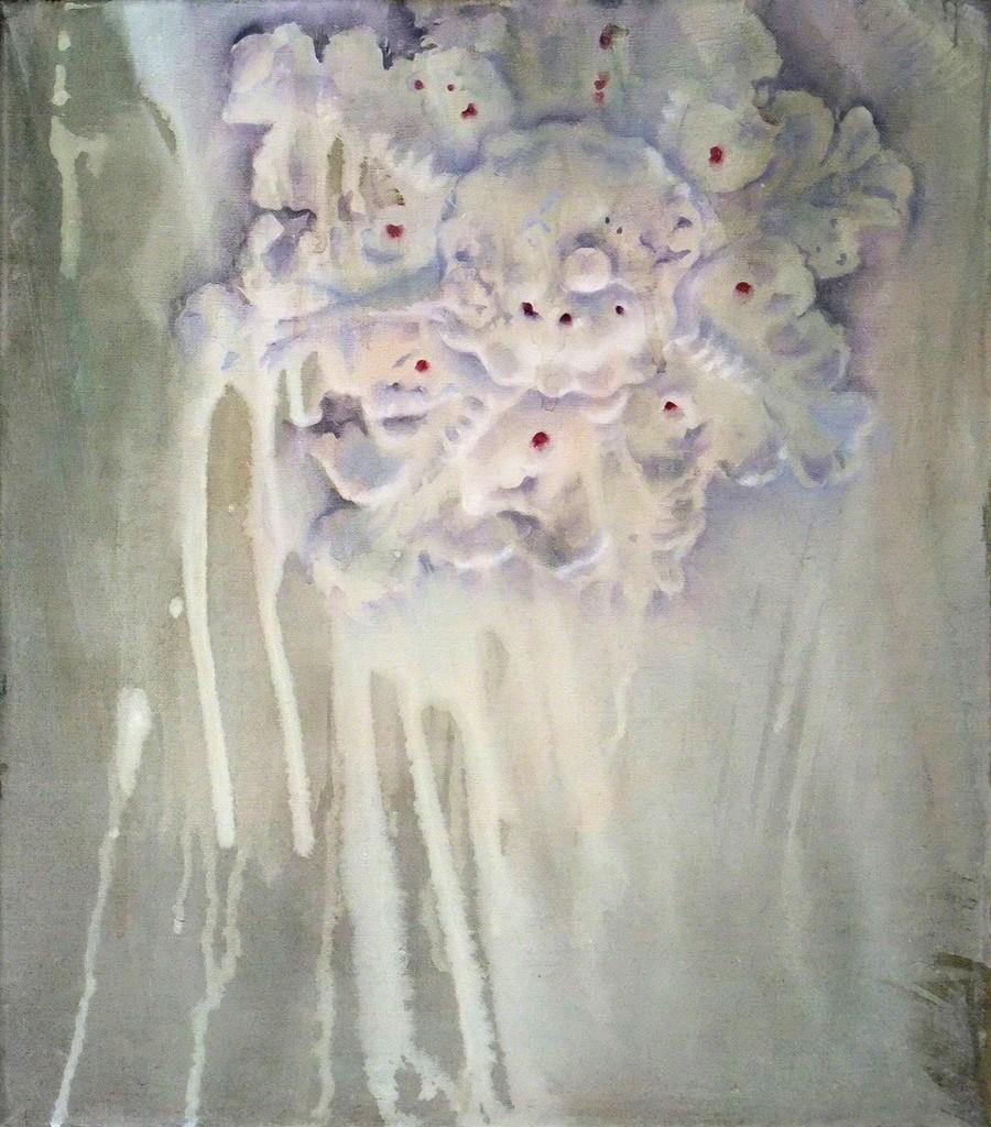 fides becker   stuckrosette (2010)   available for sale   artsy