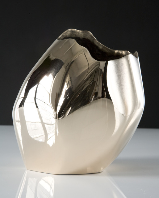 David Wiseman, 'Smooth vase,' 2012, R & Company